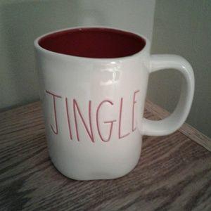 Rae Dunn Jingle Mug. HTF.